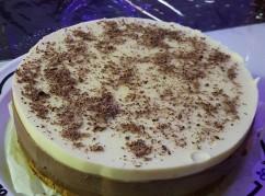 Tarta de chocolates CASERA